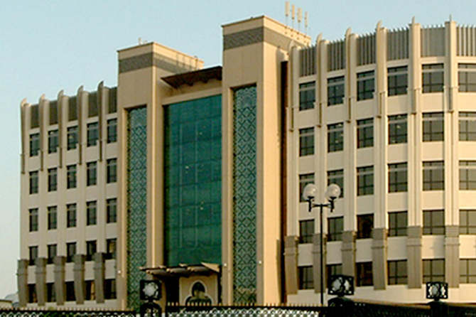 H H Ruler Court-Government of Dubai